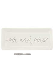 Mud Pie Wedding Tray - Product Mini Image