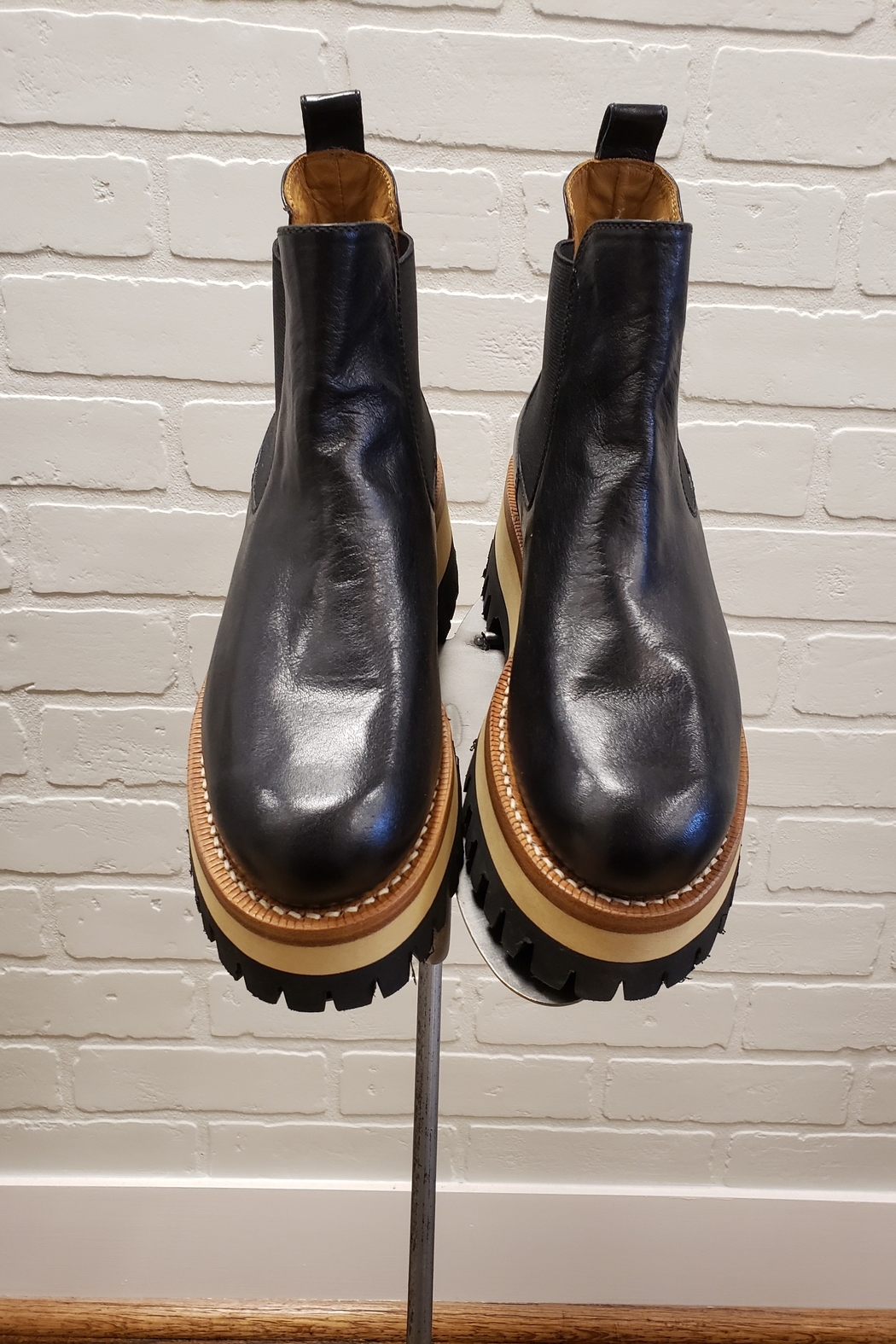 Cappelletti Wedge Beatle Boot - Main Image