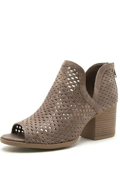 Let's See Style Wedge Bootie - Alternate List Image