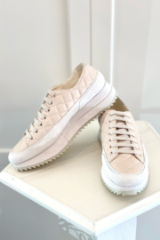 Pedro Garcia Wedge Frappe Sneakers - Other