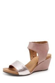 Bueno Shoes Wedge Heel Sandal - Front cropped