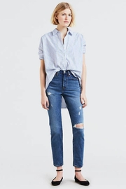 Levi's Wedgie- High Rise - Front cropped