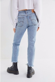 Levi's Wedgie High-Rise - Front full body