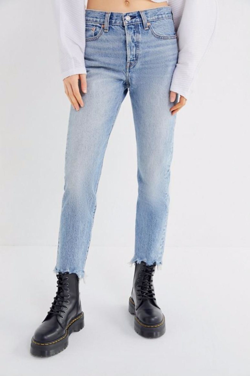 Levi's Wedgie High-Rise - Main Image