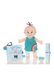 Manhattan Toy Company Wee Baby Stella Yoga Set - Front cropped