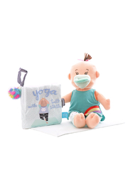 Manhattan Toy Company Wee Baby Stella Yoga Set - Front full body