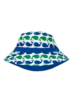 Wee Ones Reversible Bucket Sun Hat - Alternate List Image