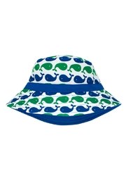 Wee Ones Reversible Bucket Sun Hat - Product Mini Image