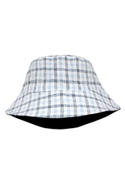 Wee Ones Reversible Bucket Sun Hat - Front cropped