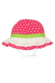 Wee Ones Sun Hat - Front cropped
