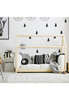 Wee Gallery Weecals - Woods Wall Decals - Alternate List Image