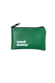 He Said, She Said Weed Money Pouch - Front cropped