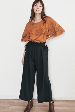 WEEK& Clothing Los Angwle Wide Leg Pant - Product List Image