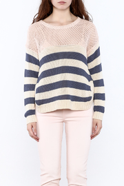Shoptiques Product: Summer Nautical Sweater - Side cropped