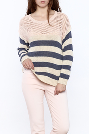 Weekend by Aldo Martins Summer Nautical Sweater - Product Mini Image