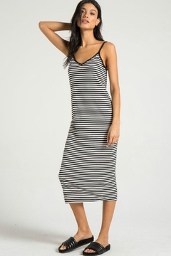 N: Philanthropy Weekend Striped Dress - Product List Image