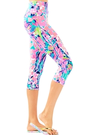 Lilly Pulitzer Weekender Cropped Pant - Side cropped