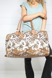 Glittering South Weekender Tote - Front cropped