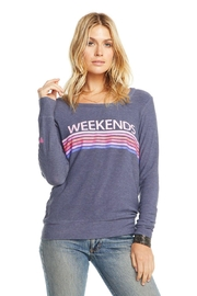 Chaser Weekends Pullover - Product Mini Image