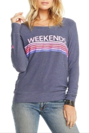 Chaser Weekends Top - Product Mini Image