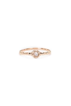 Shoptiques Product: Pixie Rose Gold Ring