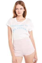 Wildfox Welcome Future Tee - Product Mini Image