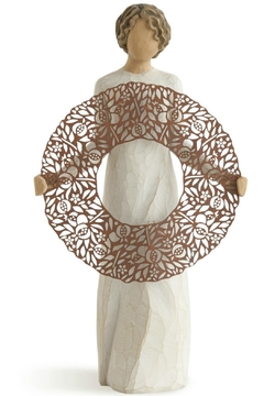 Willow Tree(r) by Susan Lordi, from DEMDACO Welcome Here Figurine - Alternate List Image