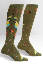 Sock it to me Well Quail-Ified Socks - Product Mini Image
