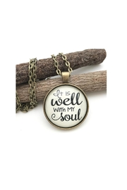 Never Lose Hope Designs Well Soul Necklace - Product Mini Image