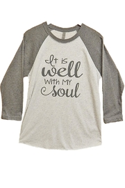 Never Lose Hope Designs Well Soul Top - Product Mini Image