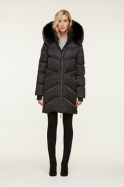 Soia & Kyo Wendelle-Fx Down Coat - Product Mini Image