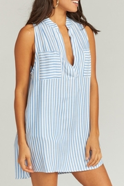 Show Me Your Mumu Wendy Tunic Dress - Side cropped