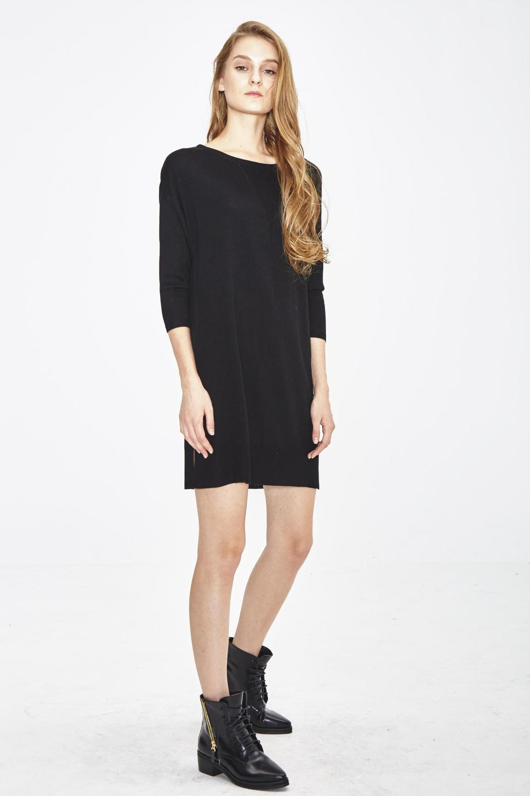 WENHUA DUVERGÉ Eco Merino Dress - Side Cropped Image