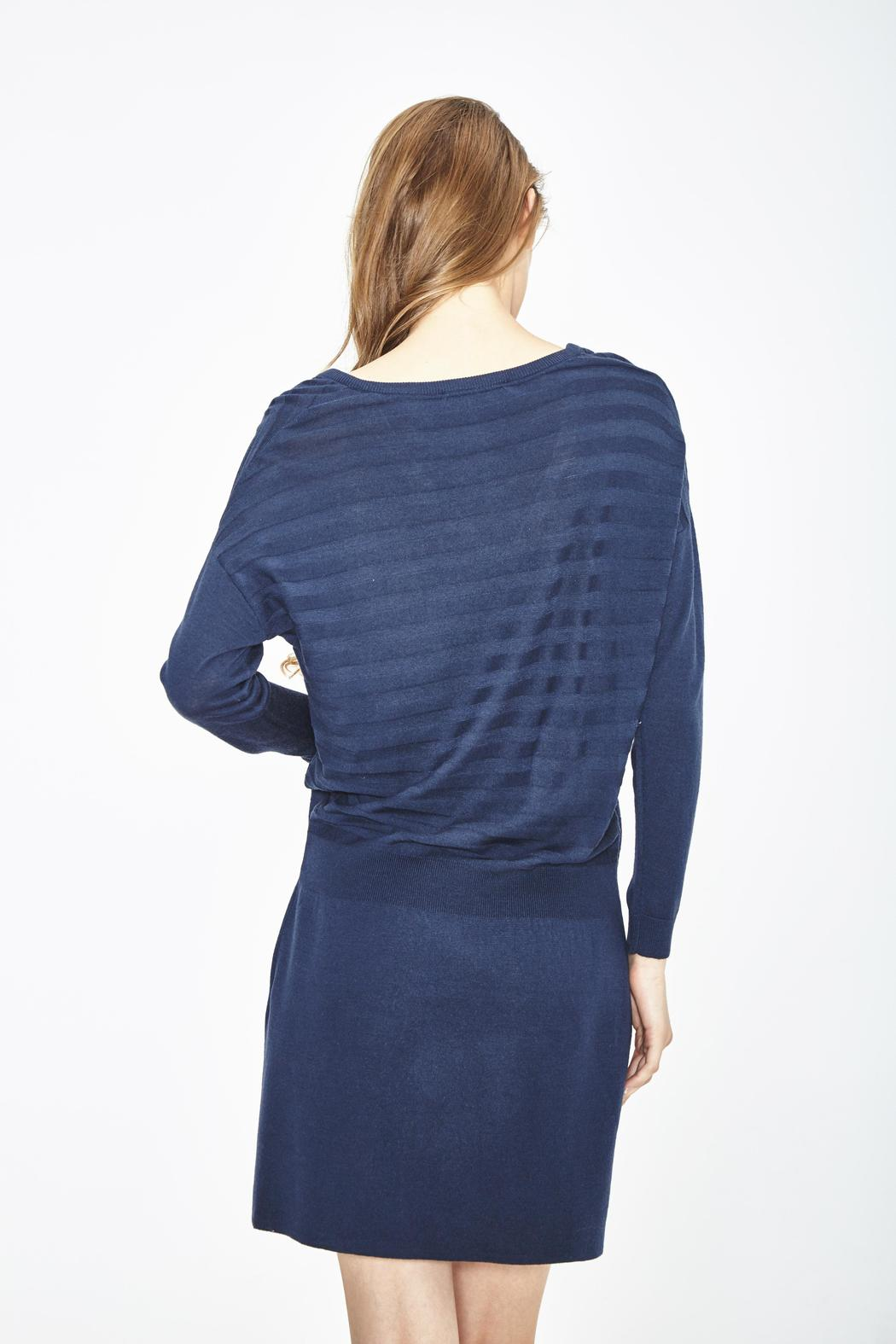 WENHUA DUVERGÉ Eco Merino Dress - Front Full Image