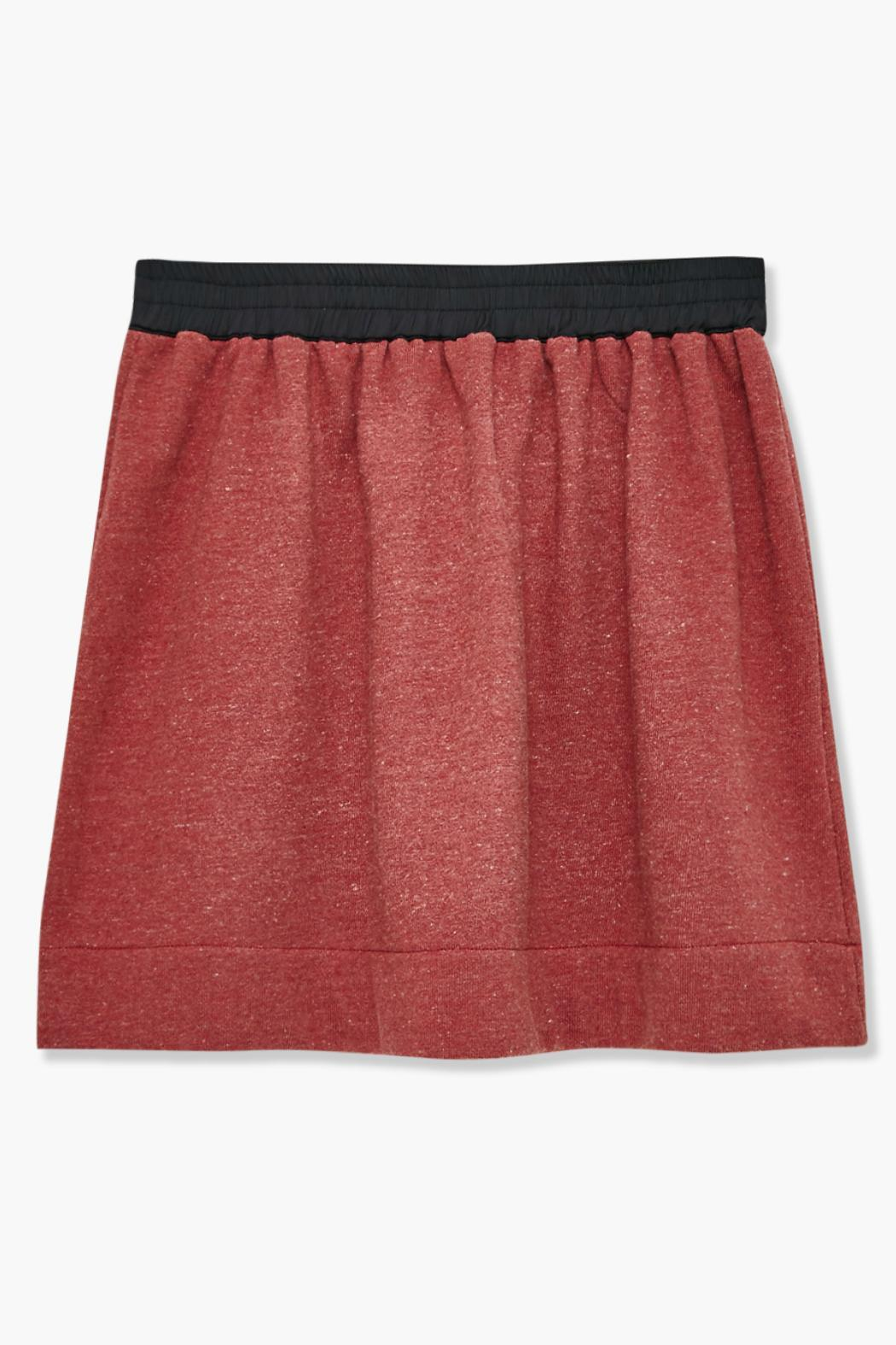 WENHUA DUVERGÉ Organic Cotton Skirt - Side Cropped Image