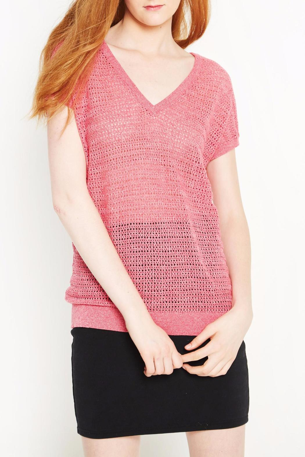 WENHUA DUVERGÉ Organic Cotton Sweater - Front Cropped Image