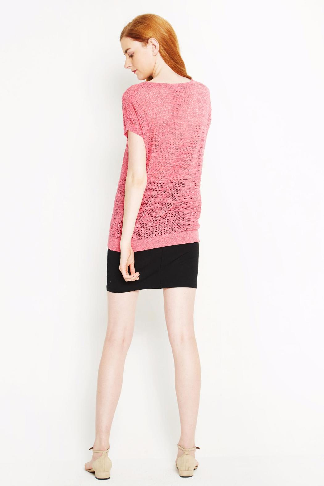 WENHUA DUVERGÉ Organic Cotton Sweater - Front Full Image