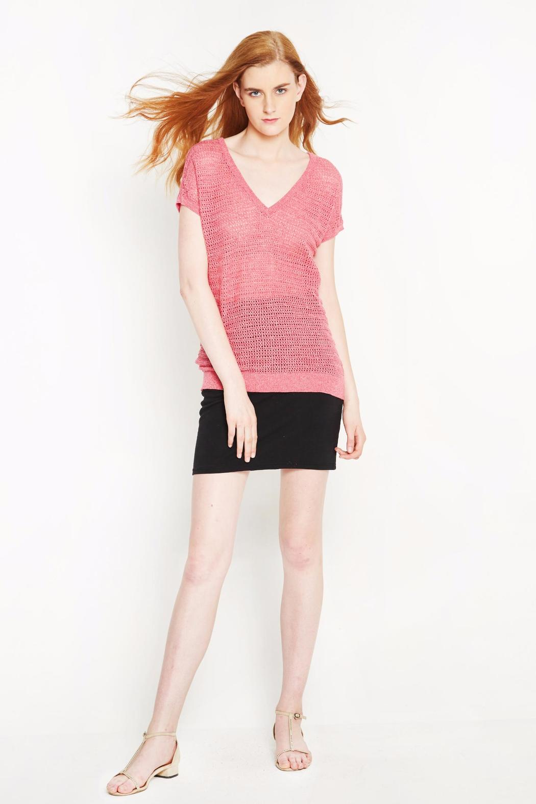 WENHUA DUVERGÉ Organic Cotton Sweater - Side Cropped Image