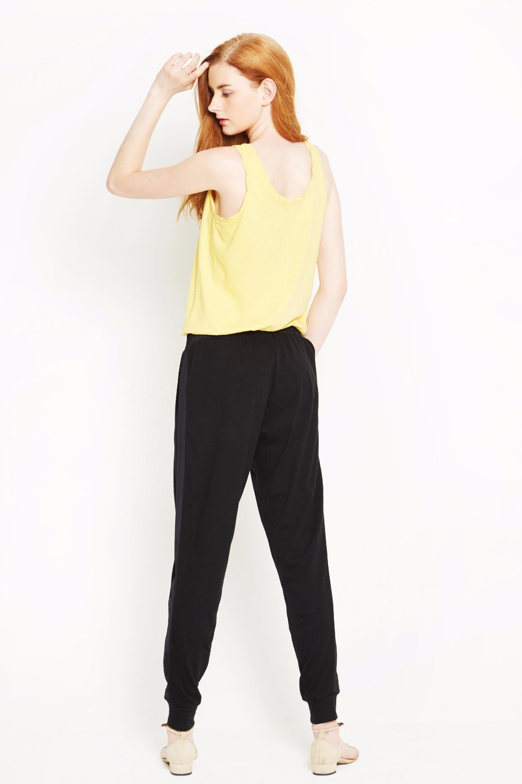 WENHUA DUVERGÉ Organic Cotton Sweatpants from Paris ...