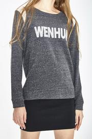 WENHUA DUVERGÉ Organic Cotton Sweatshirt - Product Mini Image