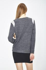 WENHUA DUVERGÉ Organic Cotton Sweatshirt - Front full body