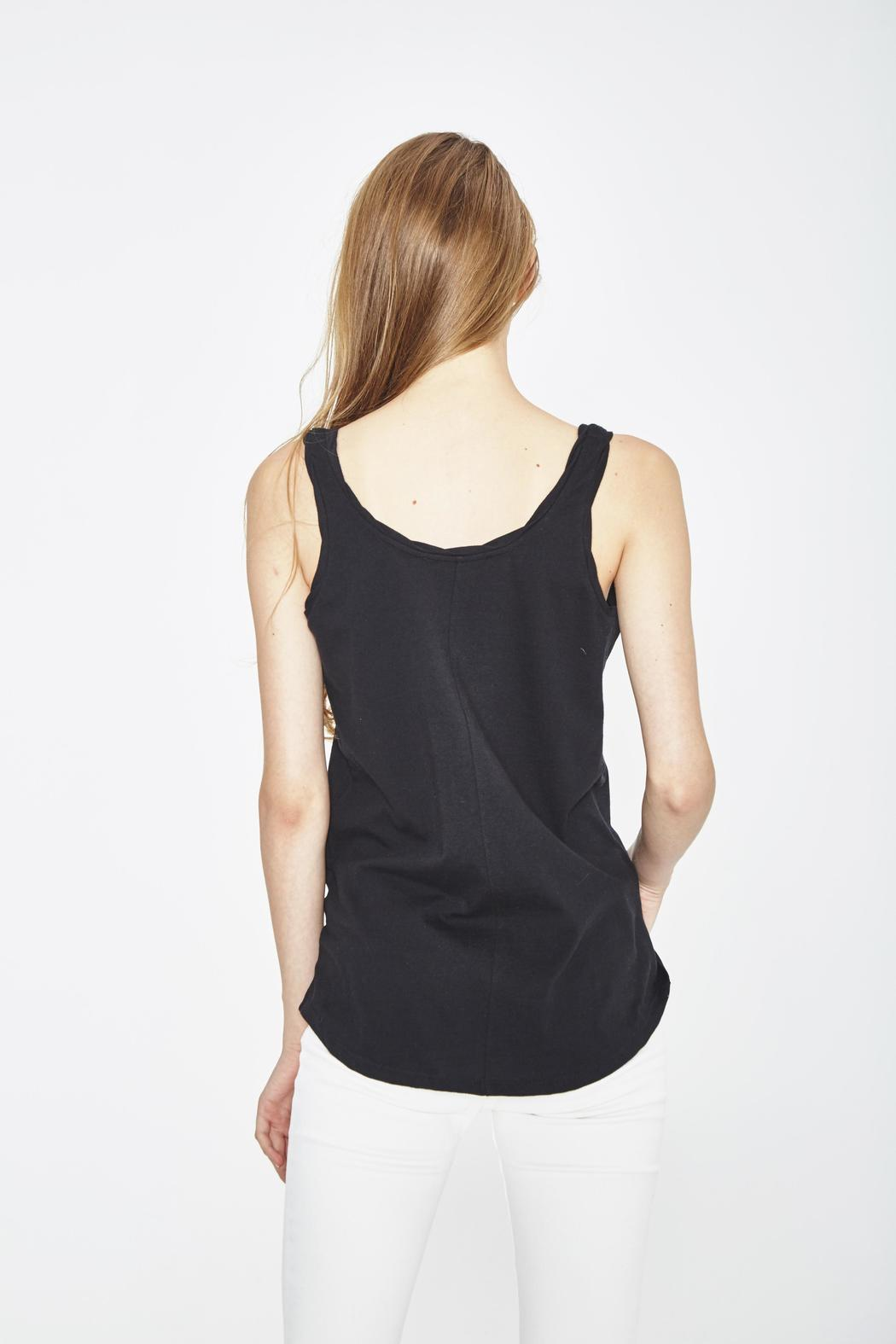 WENHUA DUVERGÉ Organic Cotton Tank - Front Full Image