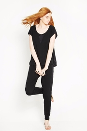 WENHUA DUVERGÉ Organic Cotton Tee - Side cropped