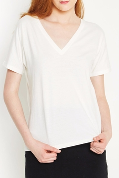 WENHUA DUVERGÉ Organic Cotton Tee - Product List Image