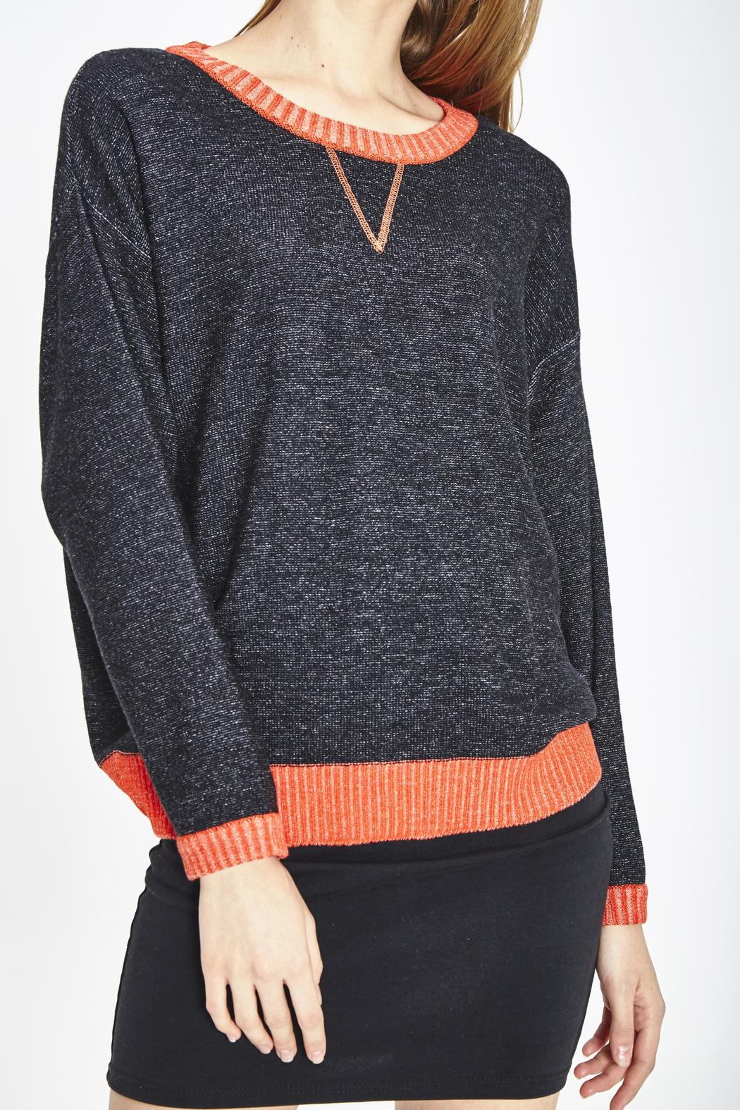 WENHUA DUVERGÉ Organic Eco Sweater - Front Cropped Image