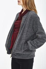 WENHUA DUVERGÉ Organic Recycled Jacket - Front full body