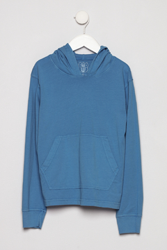 Wes and Willy Long Sleeve Pullover Hoodie - Product List Image