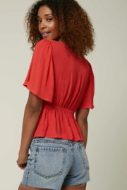 O'Neill Wes Solid Top - Side cropped