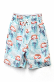 Wes and Willy Lazy Sail Swim-Trunks - Product Mini Image
