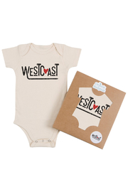 Morado Designs West Coast Organic Bodysuit - Product Mini Image